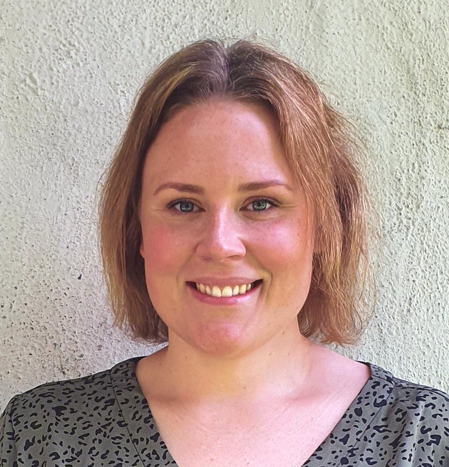 Erica Nyman-porträtt